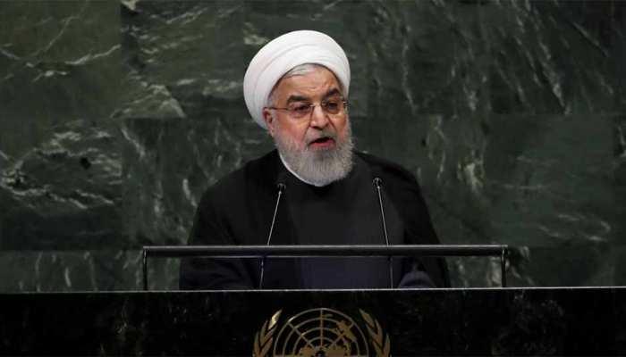 पश्चिम एशिया में ईरान अमेरिका के साथ युद्ध नहीं चाहता : रूहानी