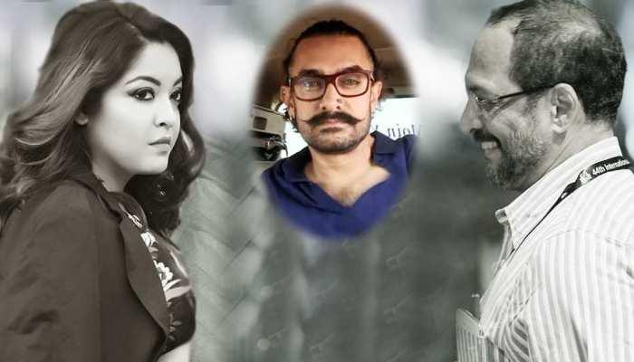 तनुश्री-नाना मामले में आमिर खान का आया बयान, कहा- यदि ऐसा कुछ हुआ है तो...