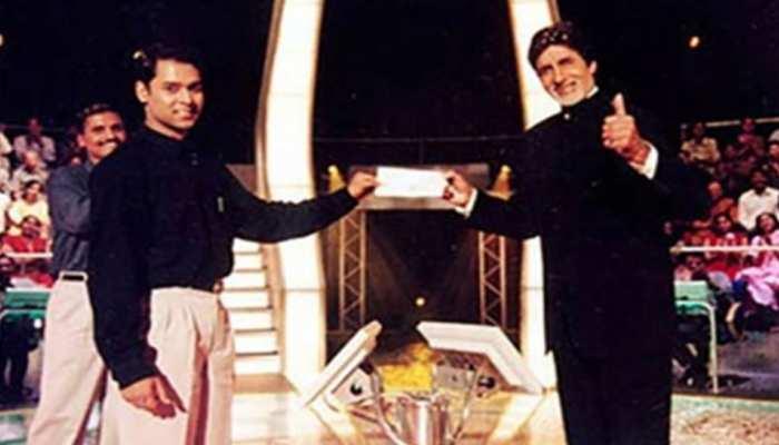 'कौन बनेगा करोड़पति' का पहले करोड़पति हर्षवर्धन नवाठे, अब कहां हैं और क्या कर रहे हैं!