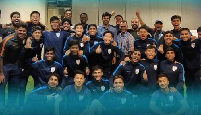 फुटबॉल: भारत 16 साल में पहली बार एएफसी अंडर-16 चैंपियनशिप के क्वार्टर फाइनल में पहुंचा
