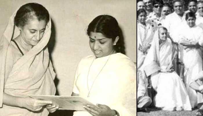 B'day Special: जब लता दीदी के लिए इंदिरा गांधी ने धीमा करवा लिया था अपना काफिला