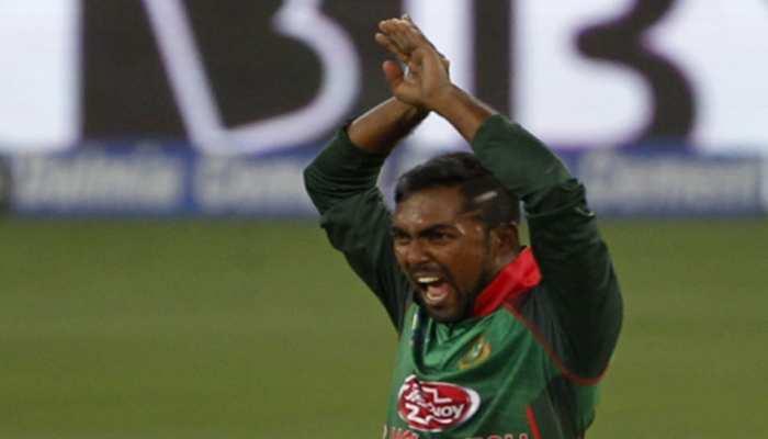 नहीं बाज आए बांग्लादेशी खिलाड़ी, मैदान पर फिर किया नागिन डांस, VIDEO वायरल