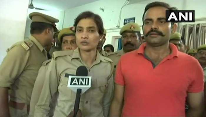 विवेक तिवारी हत्याकांड: आरोपी कांस्टेबल की पत्नी का आरोप, पुलिस FIR नहीं लिख रही