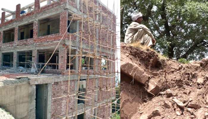 भू-माफियाओं के गिरफ्त में जालौर, सरकारी जमीनों पर खड़ा किया कमर्शियल बिल्डिंग