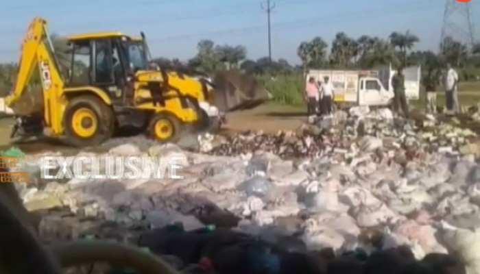 बिहार: उत्पाद विभाग के गोदाम में रखे लाखों की शराब गटक गए चूहे