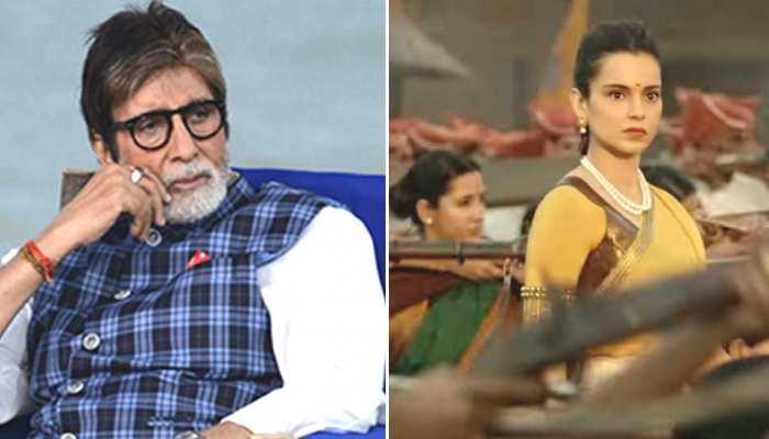 'मणिकर्णिका' फिल्म में सुनाई देगी बिग बी की आवाज, मगर कविता पढ़ने में कर दी गलती!