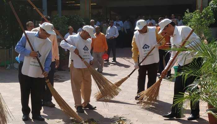 SAIL ने स्वास्थ्य से जोड़कर चलाया स्वच्छता अभियान, लोगों को किया जागरुक