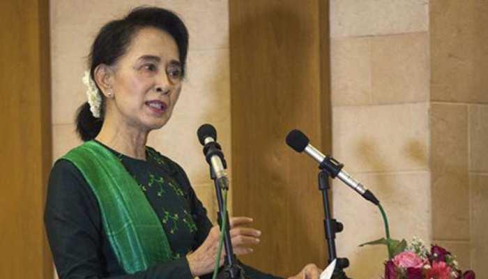 कनाडा ने म्यांमार की नेता आंग सान सू ची को दिया ये बड़ा सम्मान वापस लिया, कहा...