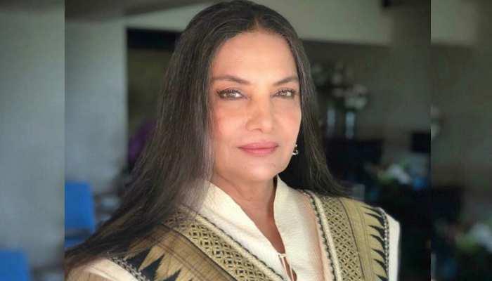 बॉलीवुड अभिनेत्री शबाना आजमी की महिलाओं को सलाह, 'घर से बाहर निकलना बहुत जरूरी'