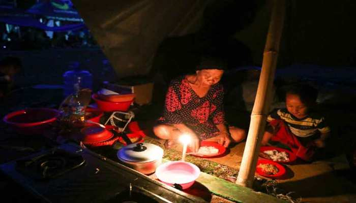 Indonesia: 1234 people killed in earthquake-tsunami, incidents of robbery increased
