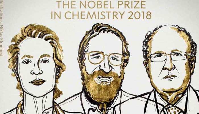 तीन वैज्ञानिकों को मिला रसायन का नोबेल पुरस्कार, इनके शोध से कैंसर के इलाज में मिलेगा फायदा