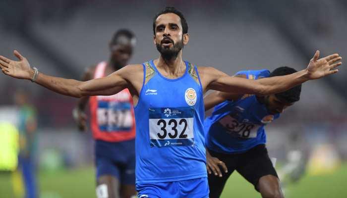 लंबे समय से नौकरी नहीं है, इस बात कि परवाह किए बिना मनजीत सिंह की नजरें ओलंपिक पर