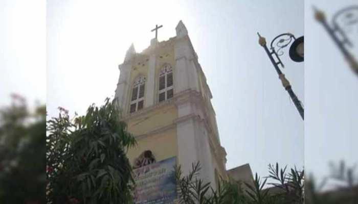 धर्मांतरण का आरोप लगाकर चर्च पर हमला, पादरी ने कार्रवाई के लिए मोदी को पत्र लिखा