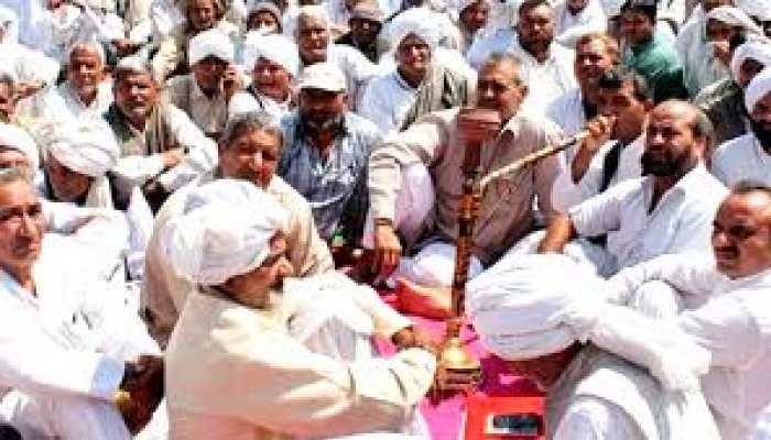 भरतपुर: जाट आंदोलन फिलहाल टला,राज्य सरकार बातचीत को तैयार