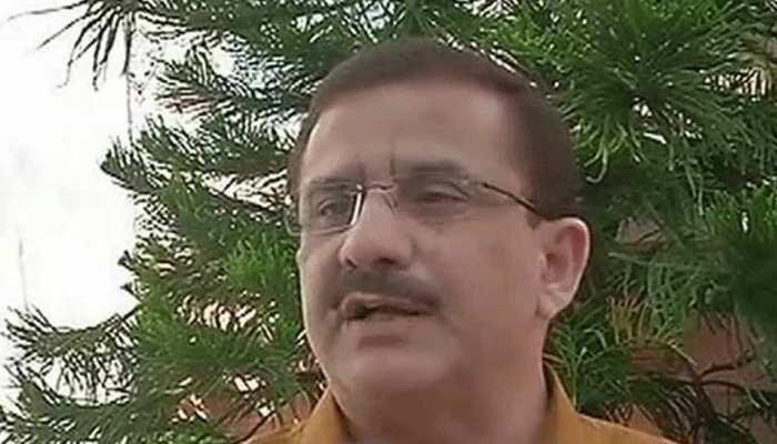 वसीम रिजवी बोले, 'हिंदुस्तान की जमीन पर कलंक है बाबरी ढांचा'