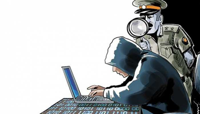 24 arrested in cyber forgery case through computer virus