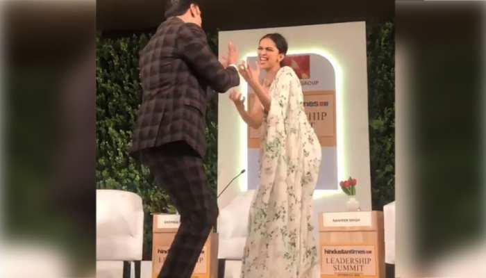 'खलीबली' पर डांस करके दीपिका पादुकोण बनी खिलजी, रणवीर सिंह को छोड़ा पीछे, देखें VIDEO
