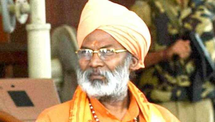 साक्षी महाराज बोले- '6 दिसम्बर के बाद संत-समाज शुरू करेगा अयोध्या में राम मंदिर के निर्माण'