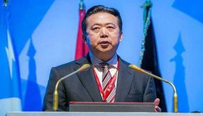 इंटरपोल ने अपने लापता पुलिस प्रमुख को लेकर मांगा स्पष्टीकरण, चीन ने साधी चुप्पी