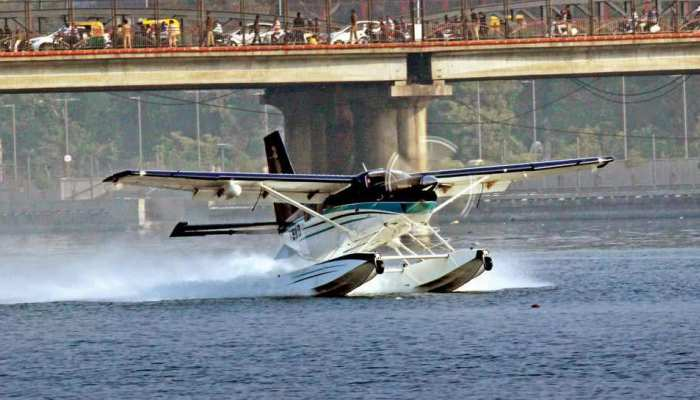 Sea-planes will fly in Maharashtra soon, water aerodrome project approved