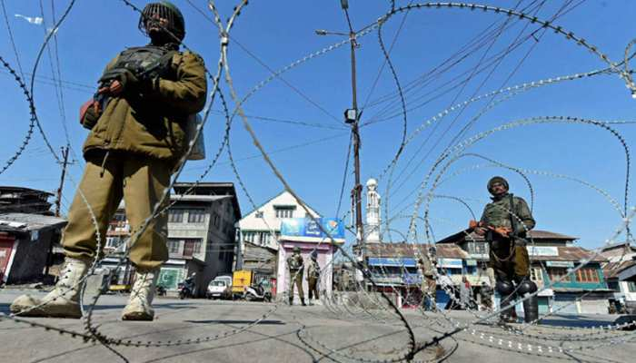 fear of major terror attack before the local body elections in Kashmir, alert issued