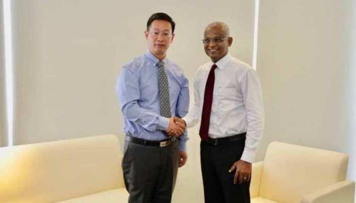 मालदीव में सत्ता बदलते ही ड्रेगन ने बदले सुर, चीनी विशेषज्ञ बोले-भारत से मिलकर काम करो