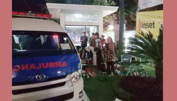 इंडोनेशिया: भूकंप और सुनामी में मृतकों की संख्या 1944 हुई, हजारों लापता