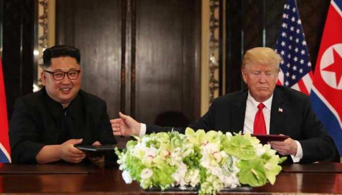 फिर साथ आएंगे ट्रंप और किम जोंग, जल्द होगा अमेरिका-उत्तर कोरिया शिखर सम्मेलन