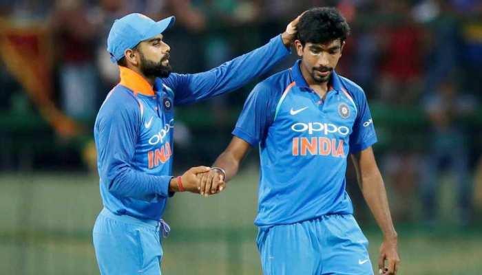 ICC की ताजा रैंकिंग में विराट कोहली और जसप्रीत बुमराह वनडे में टॉप पर