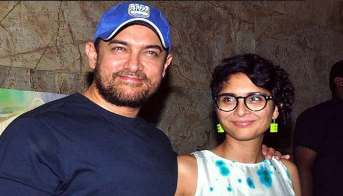 आमिर खान ने छोड़ी 'मुगल'! पत्नी किरण राव के साथ किया ऐसा ट्वीट