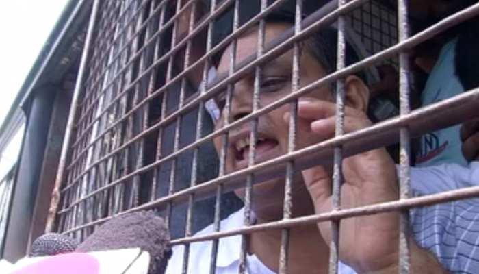 मुजफ्फरपुर : बालिका गृह कांड का मुख्य आरोपी ब्रजेश ठाकुर भागलपुर जेल शिफ्ट