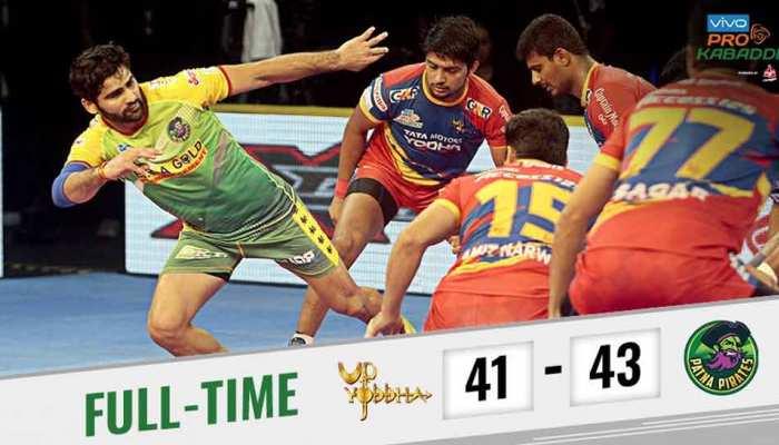 प्रो-कबड्डी लीग 2018: पटना पाइरेट्स और बंगाल वॉरियर्स की शानदार जीत