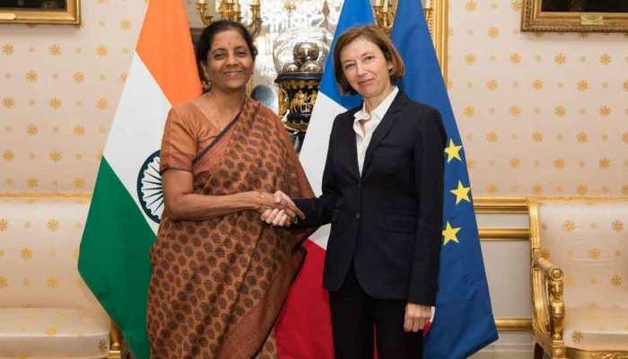 पाकिस्तान आतंकवाद को समर्थन देकर भारत के धैर्य की परीक्षा ले रहा है: सीतारमण