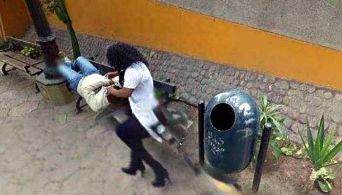 छुपकर बॉयफ्रेंड से मिल रही थी युवती, पति के सामने Google Map पर खुली पोल