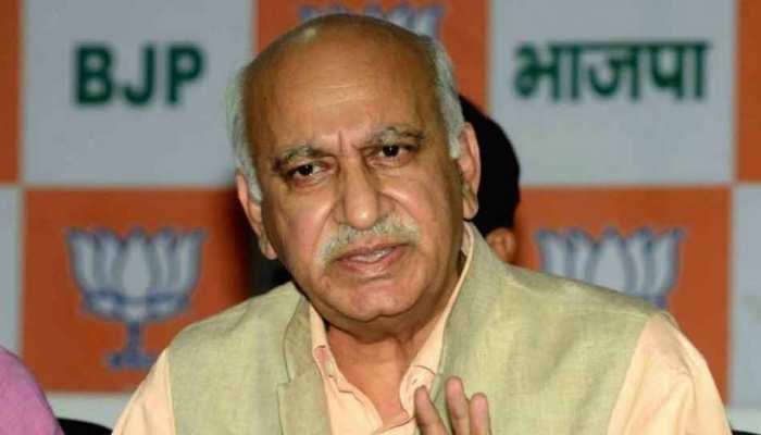 #Metoo : केंद्रीय मंत्री एमजे अकबर ने प्रिया रमानी के खिलाफ मानहानि का केस दर्ज कराया