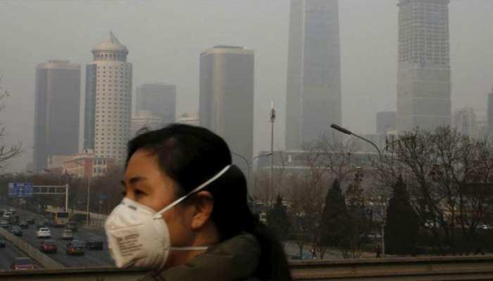 बीजिंग: धुंध के लिए प्रदूषण नहीं जिम्मेदार, परफ्यूम-हेयर जेल से बढ़ रहा प्रदूषण