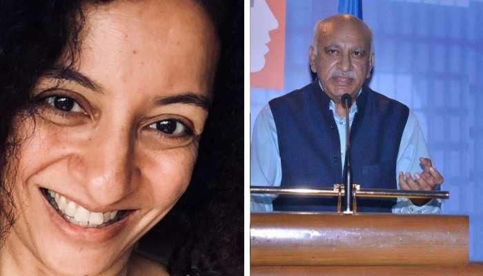 अकबर का बयान निराशाजनक, मानहानि की शिकायत से लड़ने के लिए तैयार हूं : प्रिया रमानी