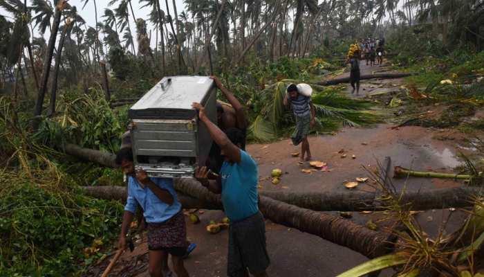 'तितली' से नुकसान पर यूएन महासचिव ने जताया दुख, कहा- सहयोग के लिए तैयार