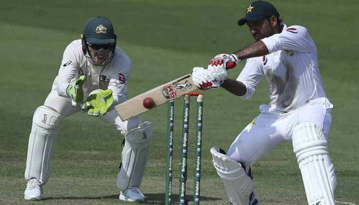 डेब्यू टेस्ट में नर्वस नाइंटीज के शिकार हुए फखर जमां, सरफराज भी 94 रन पर आउट