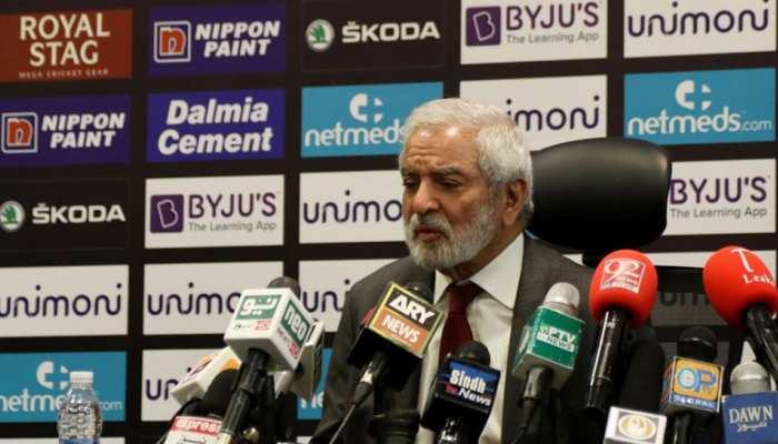 PCB चेयरमैन एहसान मनी ने कहा, क्रिकेट से ही सुधरेंगे भारत-पाकिस्तान रिश्ते