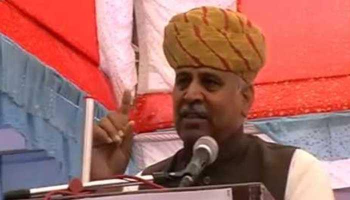 राजस्थान: मानवेंद्र के बाद इस वरिष्ठ नेता ने भी छोड़ा बीजेपी का साथ, आप में हुए शामिल