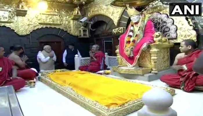 जनसेवा में शिरडी का उदाहरण सबसे आगे है- प्रधानमंत्री नरेंद्र मोदी