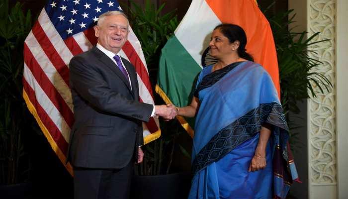 सिंगापुर: निर्मला सीतारमण ने आसियान, अमेरिका के रक्षा मंत्रियों के साथ द्विपक्षीय बैठकें की