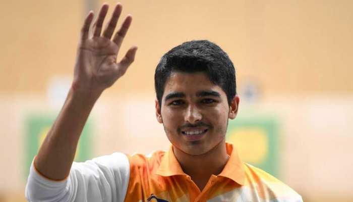 युवा ओलंपिक के गोल्ड विजेता निशानेबाज सौरभ ने अपनी पिस्टल IOC संग्रहालय को दान दी