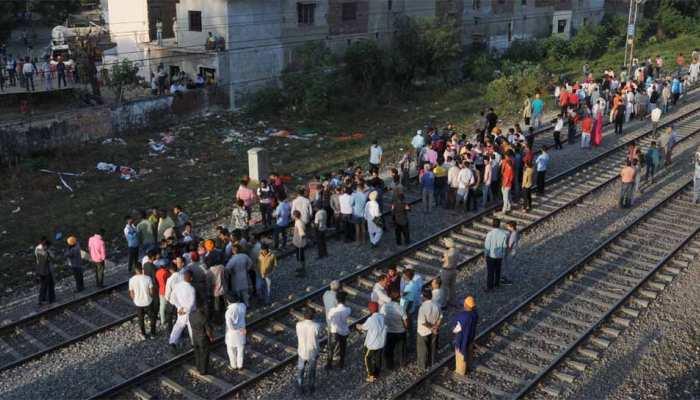 रेल हादसे में अब नया खुलासा; पुलिस ने ही दी थी रावण दहन की मंजूरी, ये रहा सबूत