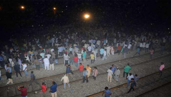 अमृतसर रेल हादसाःबिहार के मृतक के परिवार को नीतीश सरकार देगी 2-2 लाख रुपये का मुआवजा