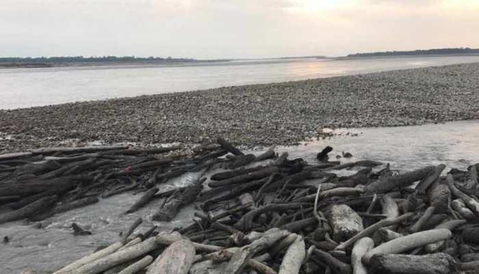तिब्बत में बनी कृत्रिम झील, असम और अरुणाचल प्रदेश में बाढ़ का खतरा