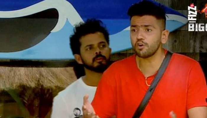 VIDEO बिग बॉस 12: इस दुश्मनी का क्या होगा अंजाम, श्रीसंत और रोमिल में हुई मार-धाड़!