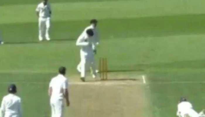 VIDEO: अजहर अली के बाद हुआ एक और मजेदार रन आउट, आपने देखा क्या