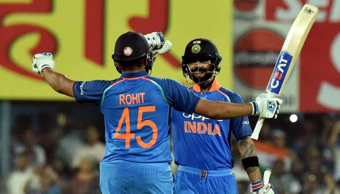 INDvsWI: पहले ही मैच में टीम इंडिया ने दर्ज की धमाकेदार जीत, विराट-रोहित के शतक